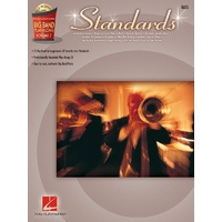 BIG BAND PLAY ALONG V7 STANDARDS BASS BK/CD