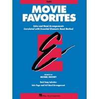 Essential Elements Movie Favorites Tuba