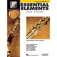 Essential Elements For Band Bk1 Alto Clar Eei