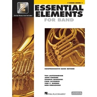 Essential Elements For Band Bk1 F Horn Eei