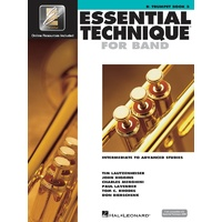 Essential Technique For Band Bk3 Trumpet Eei