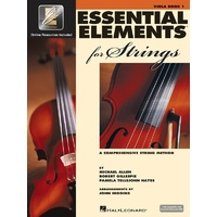 Essential Elements For Stgs Bk1 Viola Eei