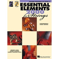 Essential Elements 2000 Bk2 Strings Teacher Resource Kit