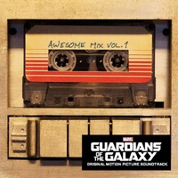 GUARDIANS OF THE GALAXY - Awesome Mix Vol.1 Soundtrack CD 2014