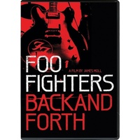 FOO FIGHTERS - Back And Forth DVD *NEW* PAL Region 4, Film By James Moll