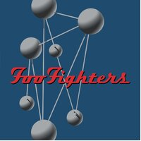 Foo Fighters - The Colour And The Shape LP
