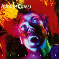 ALICE IN CHAINS - Facelift CD Reissue