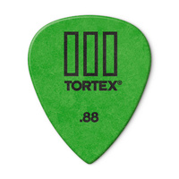 Tortex TIII Guitar Pick .88mm