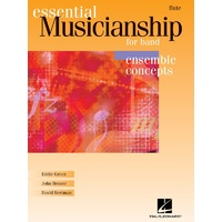 Essential Musicianship For Band Hs Flute