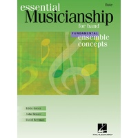 Essential Musicianship For Band Fund Flute