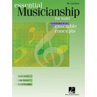 Essential Musicianship For Band Fund Clarinet