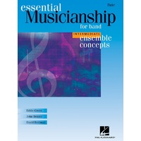 Essential Musicianship For Band Int Flute