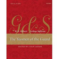 YEOMEN OF THE GUARD VOCAL SCORE