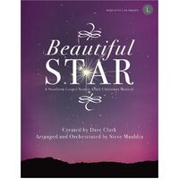 BEAUTIFUL STAR SATB VOCAL SCORE
