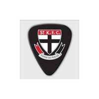 5 x AFL St Kilda Saints Offical Guitar Picks 0.8mm *NEW* Free Post