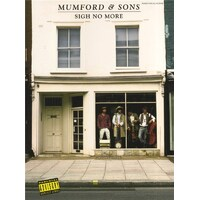 Mumford & Sons - Sigh No More PVG Book *NEW* Sheet Music, Piano, Guitar, Vocal