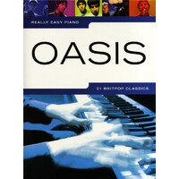 Really Easy - Oasis Piano Book