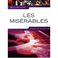 Really Easy - Les Miserables Piano Book