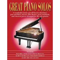 Great Piano Solos - The Red Book *New* Music Inc. I Dreamed A Dream, Fever