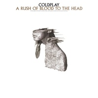 COLDPLAY - A Rush Of Blood To The Head PVG Book *NEW* Piano, Vocal, Guitar, Song