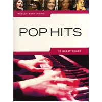 Really Easy - Pop Hits Piano Book *New* Sheet Music, 22 Great Songs