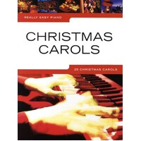 Really Easy - Christmas Carols Piano Book *New* Sheet Music