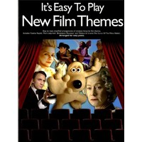It'S Easy To Play - New Film Themes Piano Book *New* Sheet Music, 19 Songs