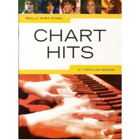 Really Easy - Chart Hits Piano Book *New* Sheet Music, 21 Popular Songs, Adele