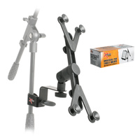 Universal Pro Tablet Holder For Microphone Stand Adjustable