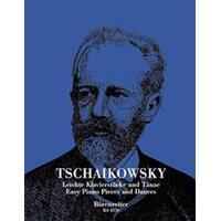 Tchaikovsky Easy Piano Pieces And Dances Urtext