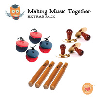 Making Music Together Extras Percussion Pack