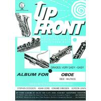 Up Front Album For Oboe