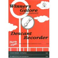 Winners Galore Descant Recorder