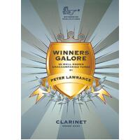 Winners Galore For Clarinet