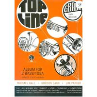 Top Line Album For E Flat Bass/Tuba Bc