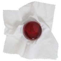 PIRASTRO Cello Rosin *NEW* Made in Germany, brilliant cherry red, harder
