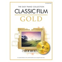 EASY PIANO COLLECTION CLASSIC FILM GOLD CD