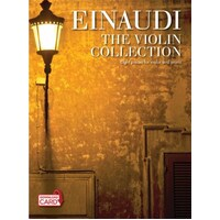 EINAUDI - The Violin Collection Book *NEW* Music Songs