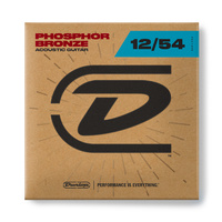 Dunlop 12-54 Phosphor Bronze Acoustic