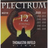 THOMASTIK Plectrum Acoustic 12 String Guitar Strings 10-41 *NEW* AC210