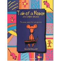 Tale Of A Mouse And Other Pieces Easy Piano