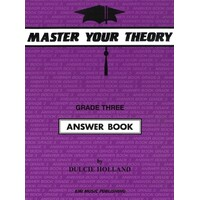 Master Your Theory Answer Bk 3