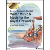 Water Music & Royal Fireworks For Easy Piano