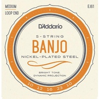 Banjo String Set 10/23