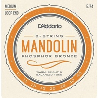 Phosphor Bronze 8-string Mandolin Strings