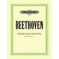 Beethoven - String Quartets Vol 3 Op 127/130/131/132/133/135