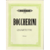 Boccherini - 9 String Quartets