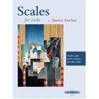 Simon Fischer - Scales For Viola