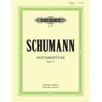 Schumann - Fantasy Pieces Op 73 Cello/Piano