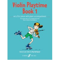 Violin Playtime 1 Violin/Piano